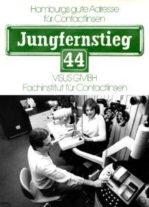 1977 VISUS Contactlinsen