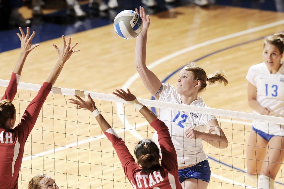 volleyball VISUS Contactlinsen