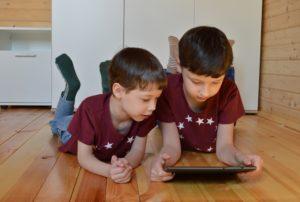 Kinder Tablet Kurzsichtigkeit
